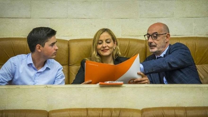Diputados de Cs Cantabria dedicarán parte de su sueldo a lucha contra el virus y a apoyar a los afectados
