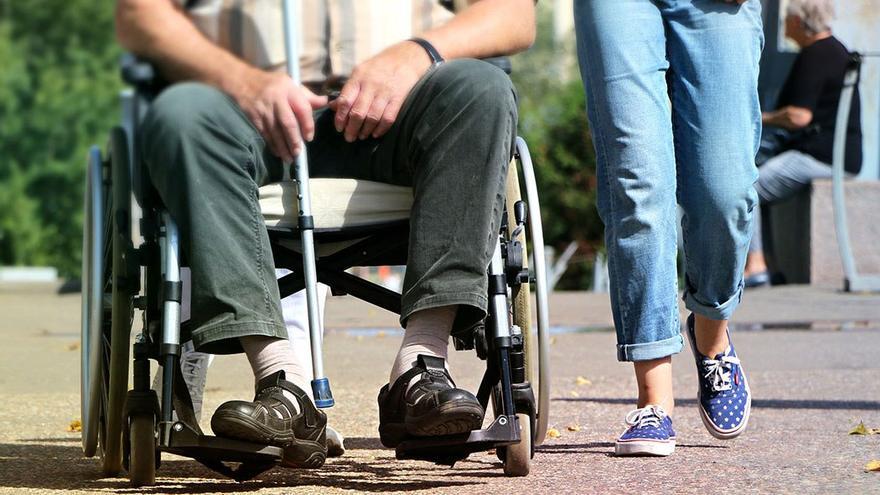 Las cifras oficiales indican que en España hay 2,9 millones de personas con diversidad funcional. (DP).
