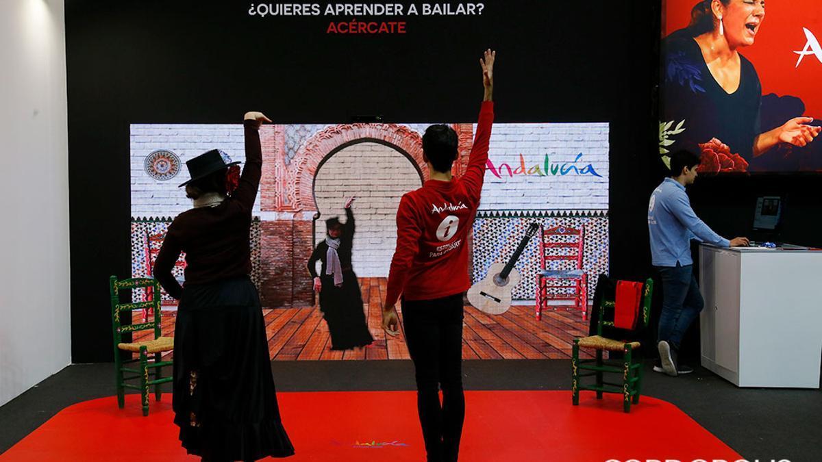 Stand de Córdoba en Fitur 2020