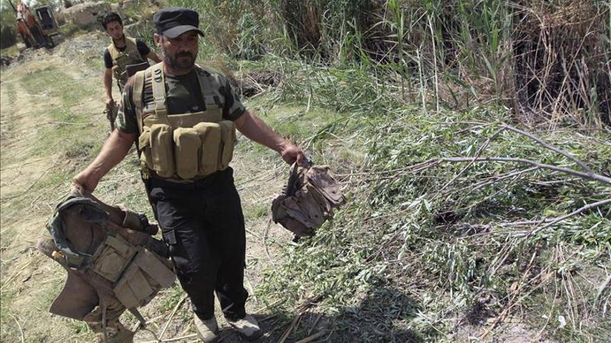 Los yihadistas asesinan a tiros a seis antiguos policías y militares en Mosul