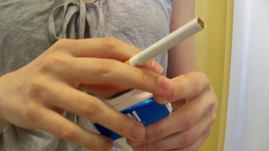 Las ventas de cigarrillos caen un 8% hasta julio