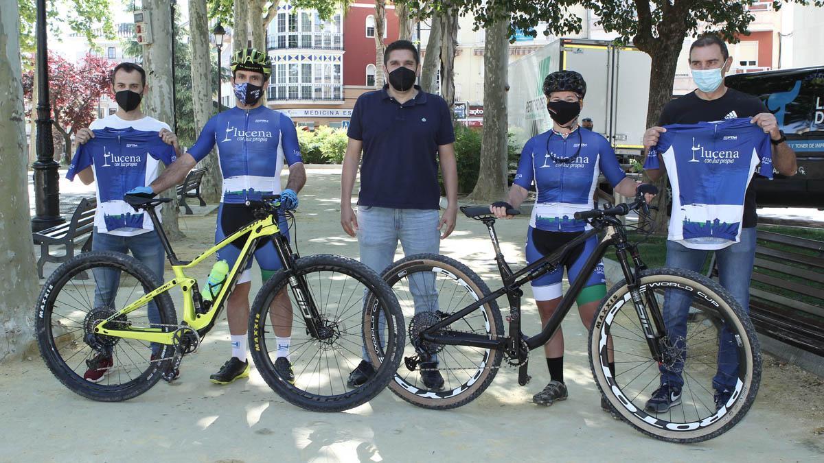 Patrocinio lucentino para la Andalucía Bike Race
