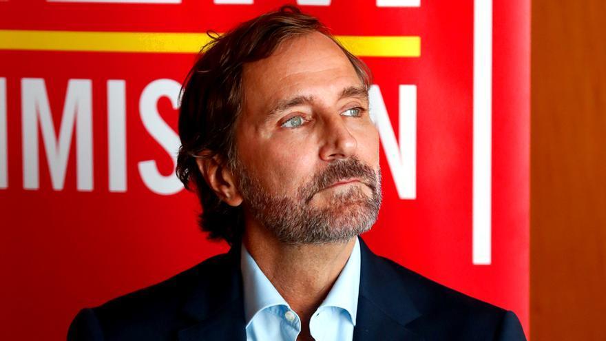 James Costos, en octubre de 2019