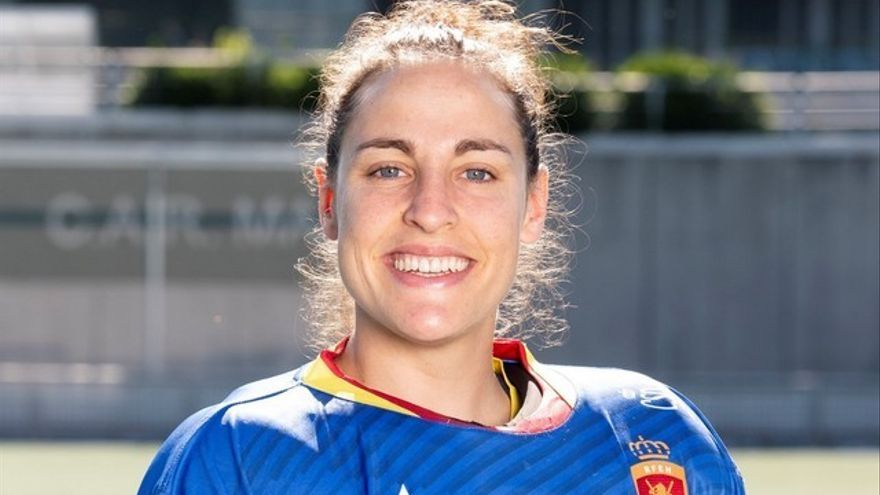 Hockey sobre hierba: María Ángeles Ruiz, en el TOP 5 Mundial