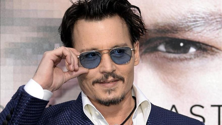 Johnny Depp se casará la próxima semana con Amber Heard en Bahamas