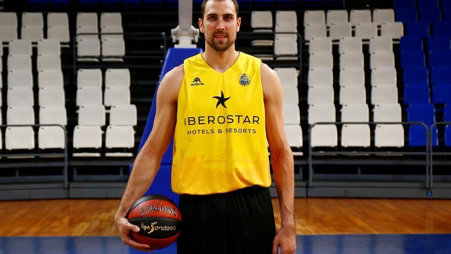Pablo Aguilar deja el CB Canarias.