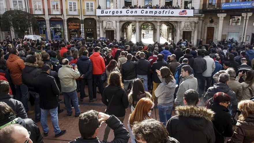 El director de Campofrío anuncia que la empresa no rescindirá ningún contrato