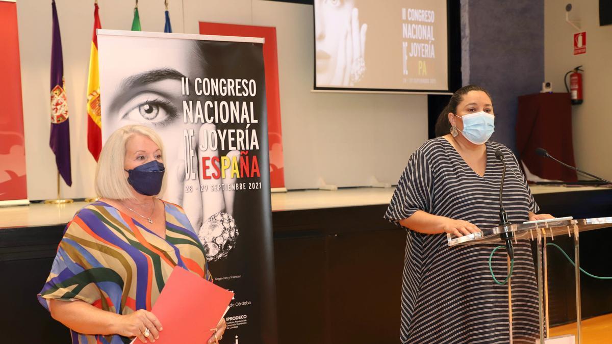 Presentación del congreso en la Diputación