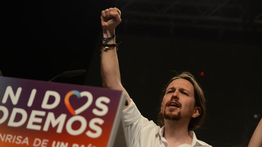 Pablo Iglesias reúne mañana a los líderes territoriales de Podemos para analizar el 26J y cerrar filas