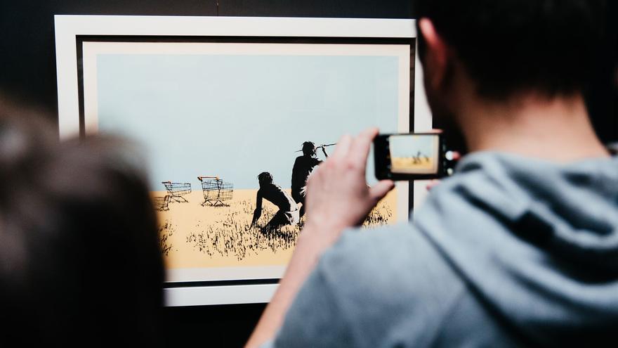 Banksy, the Art of Protest | La Térmica