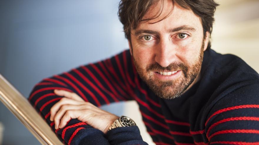 Daniel Sánchez Arévalo, cineasta y escritor. | JOAQUÍN GÓMEZ SASTRE