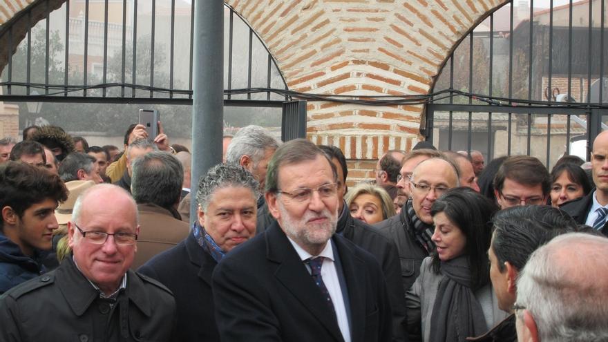 """Rajoy vuelve a avisar a Mas que """"la ley se cumple"""" y """"todos"""" están sometidos a ella"""