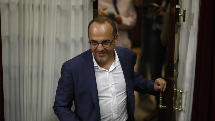 El PDeCAT niega utilidad a la comisión del Congreso sobre modelo territorial y pide una específica sobre Cataluña