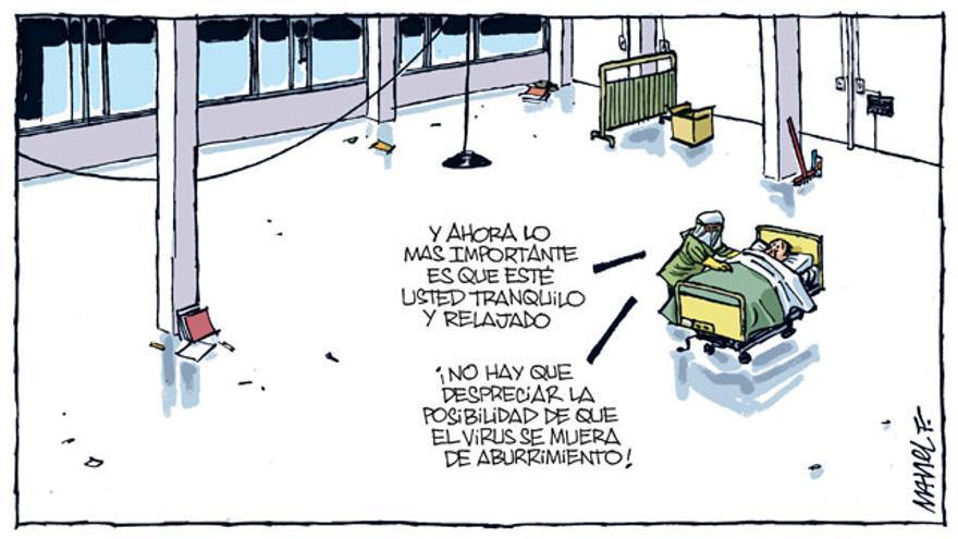 Ébola en Madrid
