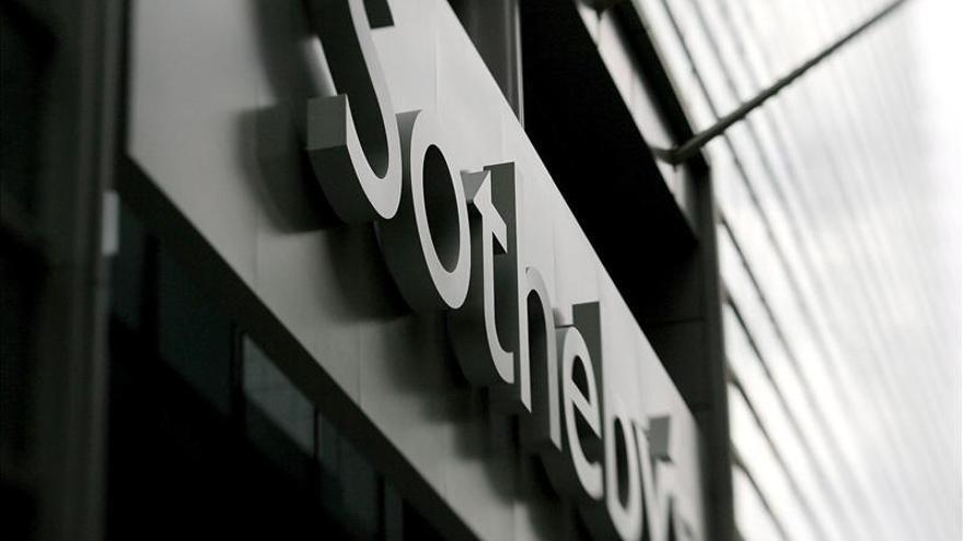 Sotheby's despacha 34 millones de dólares en arte latinoamericano