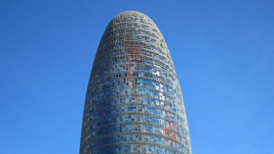 Antigua sede de Agbar en Catalunya