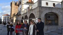 Abre al público la nueva oficina de turismo de Cáceres