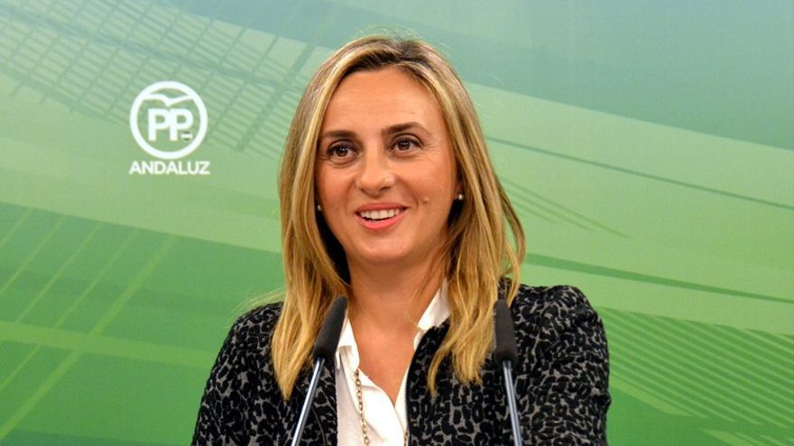 Marifrán Carazo, nueva consejera de Fomento de la Junta de Andalucía