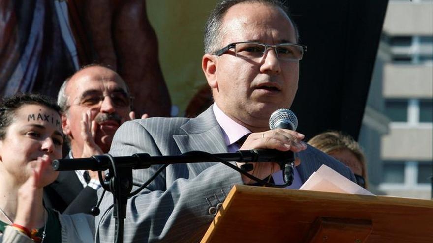 El expresidente de la AVT Francisco José Alcaraz será el senador de Vox