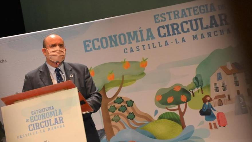 Castilla-La Mancha contempla 364 millones de euros en diez proyectos de economía circular para captar fondos 'Next Generation'