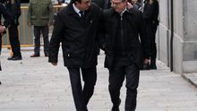 Los exconsellers Turull, Forn y Rull completan este miércoles el traslado a cárceles catalanas