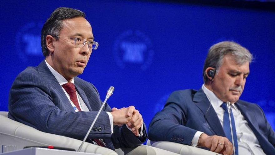 Kazajistán niega negociaciones para el envío de militares a Siria