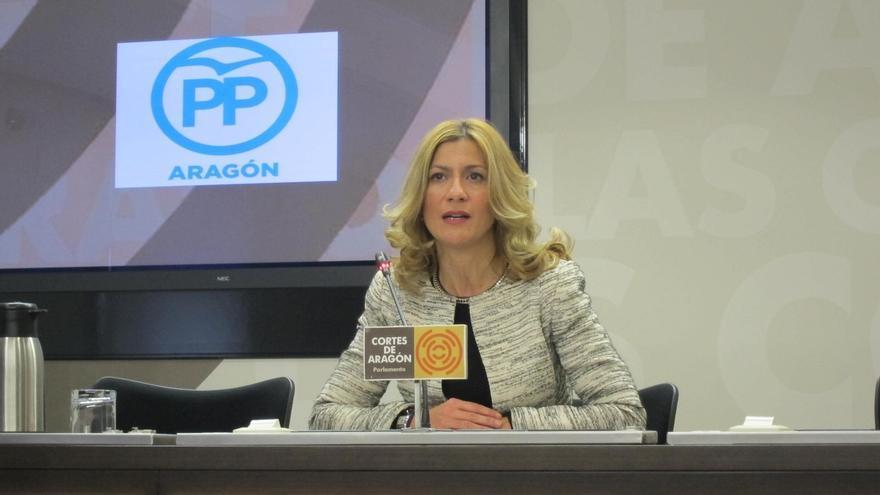 """El PP estima """"compatible"""" el cupo vasco con mejorar el sistema de financiación para Aragón"""