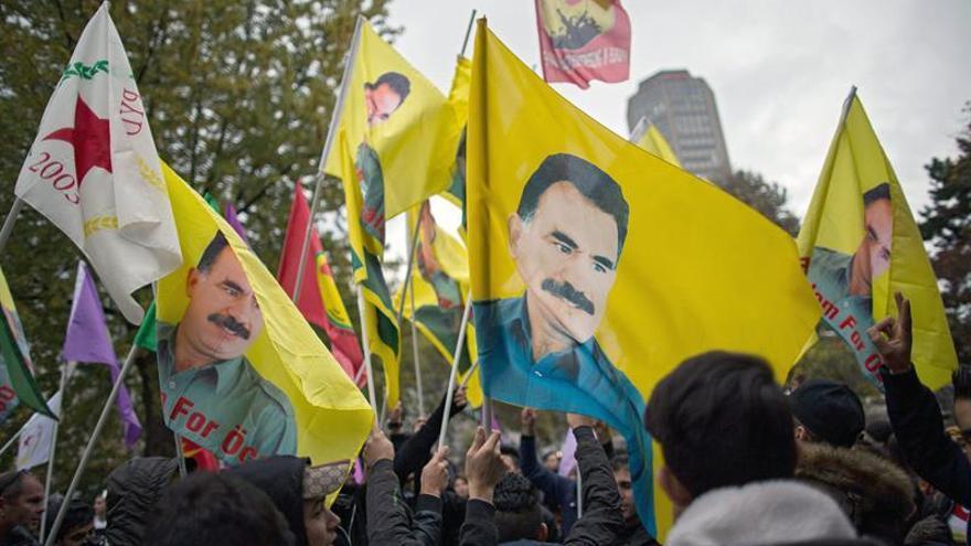 Turquía protesta por un acto de apoyo a la guerrilla kurda en Alemania