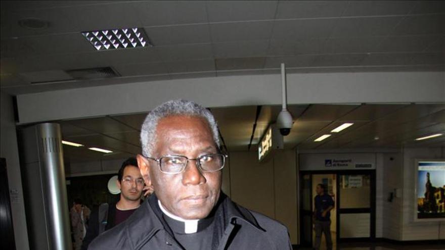 Robert Sarah sustituye a Cañizares en la Congregación para el Culto Divino