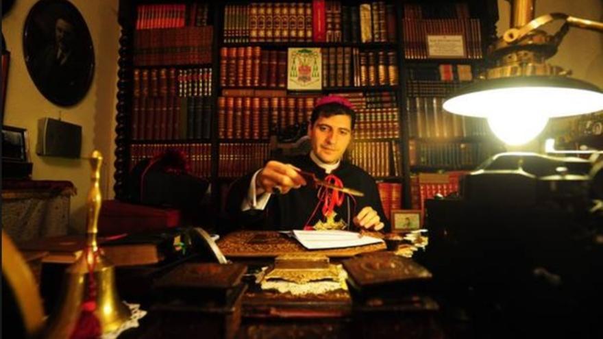 Pablo Rojas, obispo 'thusquista' excomulgado / Religiondigital.com.