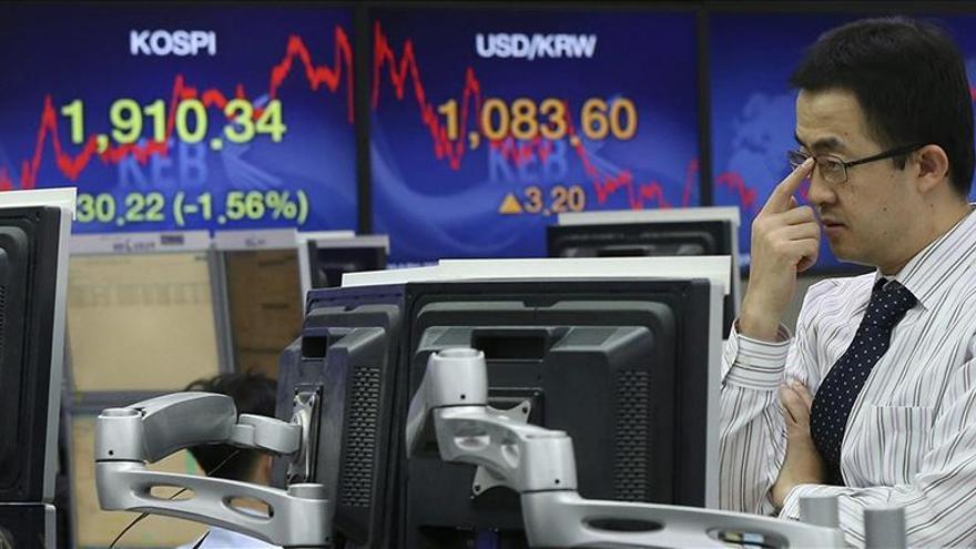 El Kospi surcoreano sube un 0,01 por ciento hasta los 2.146,47 puntos