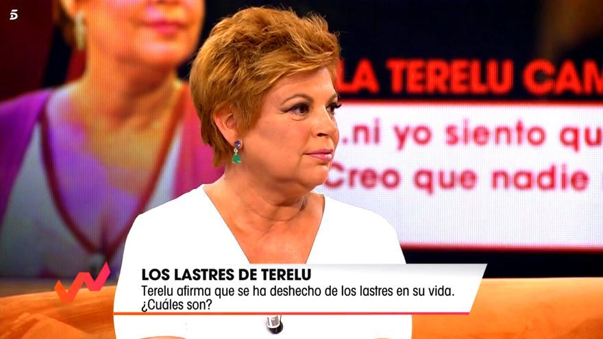 Terelu Campos en 'Viva la vida'
