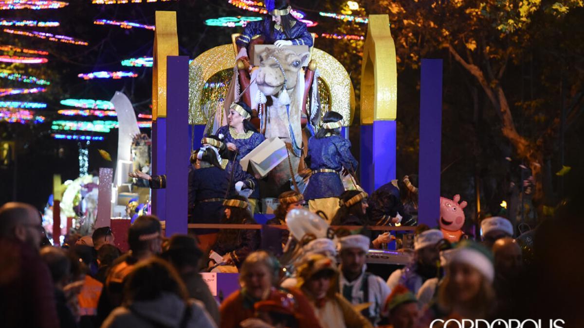 Cabalgata de Reyes de 2020