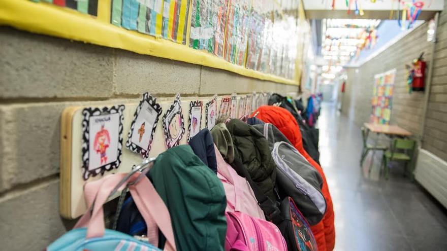 Los alumnos de clase baja repiten más que sus compañeros de clase alta / © Sandra Lázaro