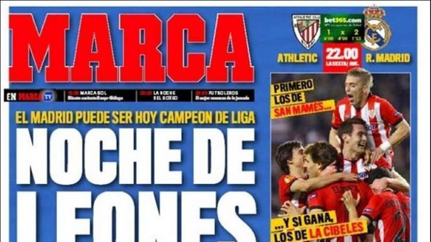De las portadas del día (02/05/2012) #12