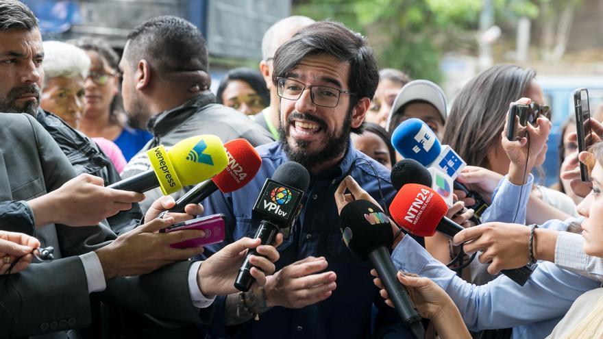 """La oposición venezolana cree que la crisis migratoria está """"subfinanciada"""""""