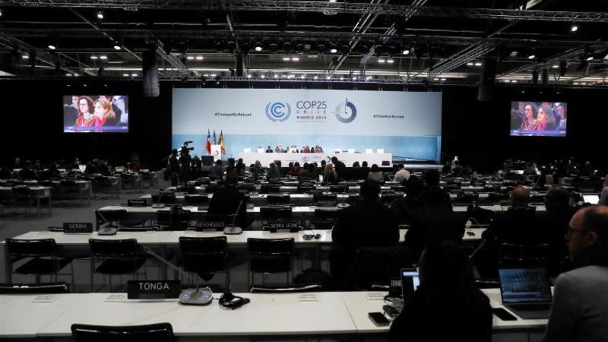 ONG internacionales denuncian que la COP25 ha olvidado la justicia climática