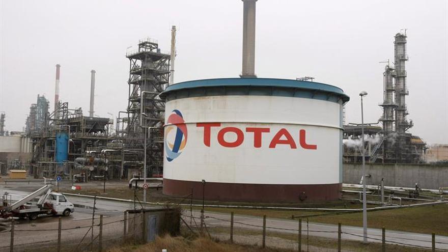 La petrolera francesa Total va a explorar en dos pozos en Mauritania