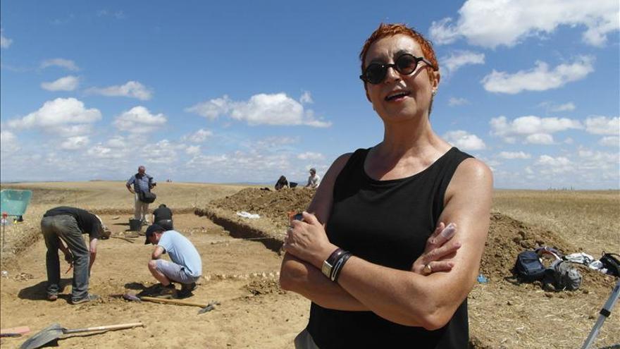 Una hispanista advierte que en Arqueología hay que descubrir, conservar y divulgar