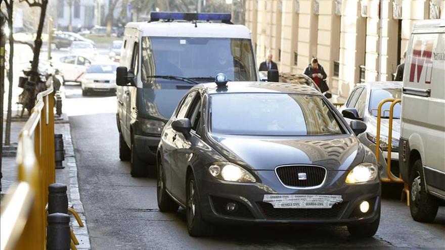 Detenidas cuatro personas por su relación con una red de envío de yihadistas a Siria