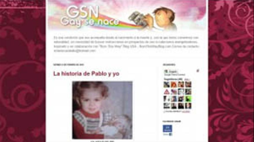 El blog canario 'gay se nace' triunfa en la Red