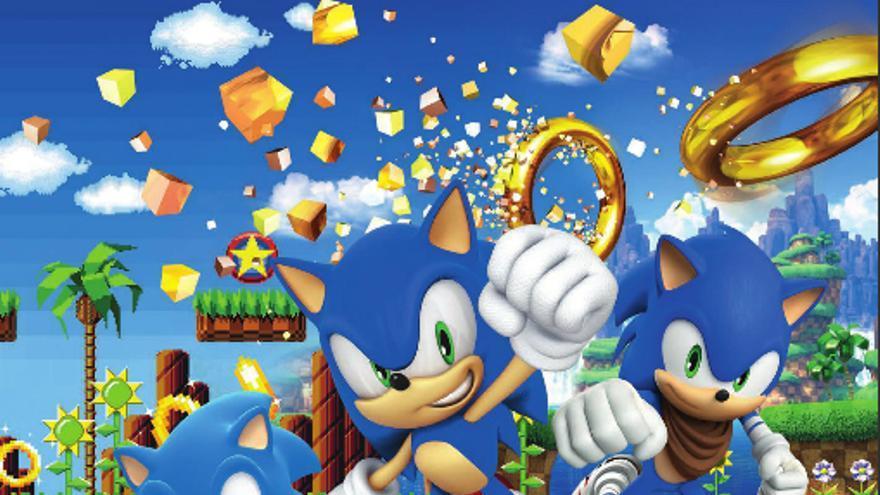 25 aniversario Sonic