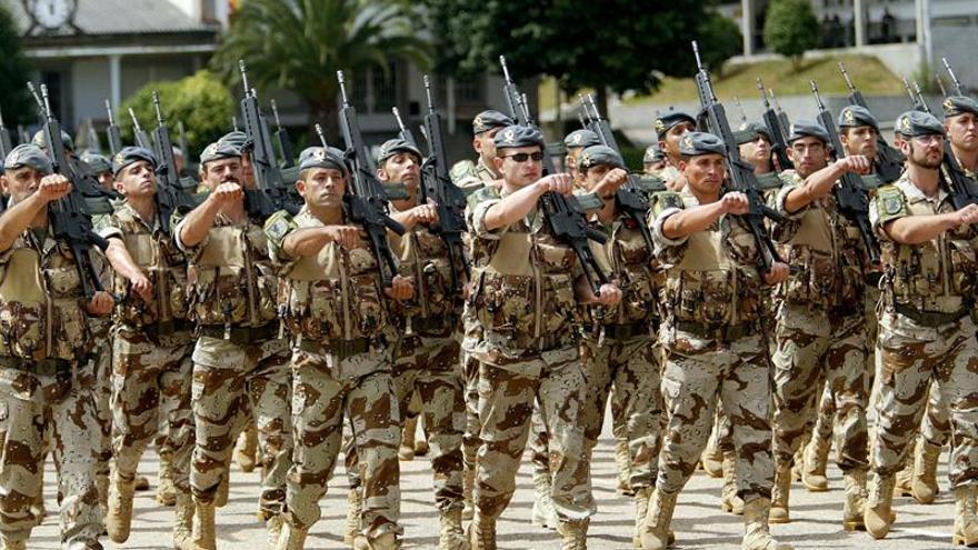 Militares de la Brilat acudirán a Polonia para activar la nueva fuerza de la OTAN