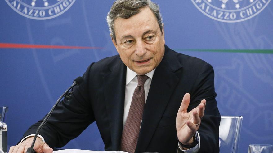 Draghi reúne a los ministros de Transición Ecológica y Economía por la factura de la luz