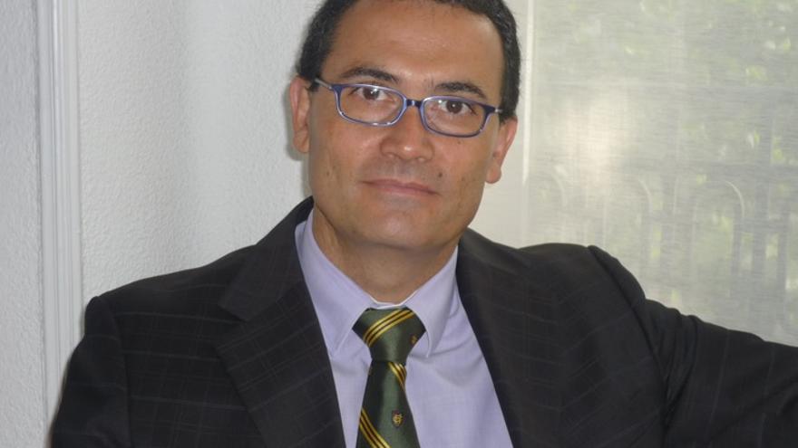 Carlos Morales, precandidato a las primarias del PSM