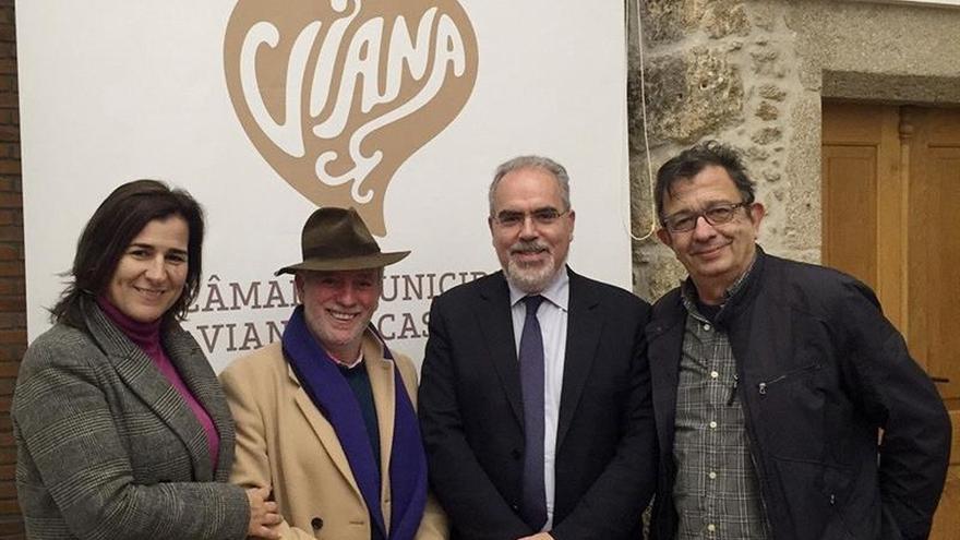 Responsables de España y Portugal promocionan la ruta jacobea de la costa lusa