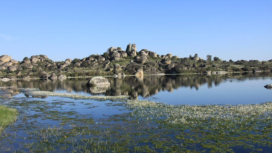 Monumento natural de Los Barruecos / GobEx