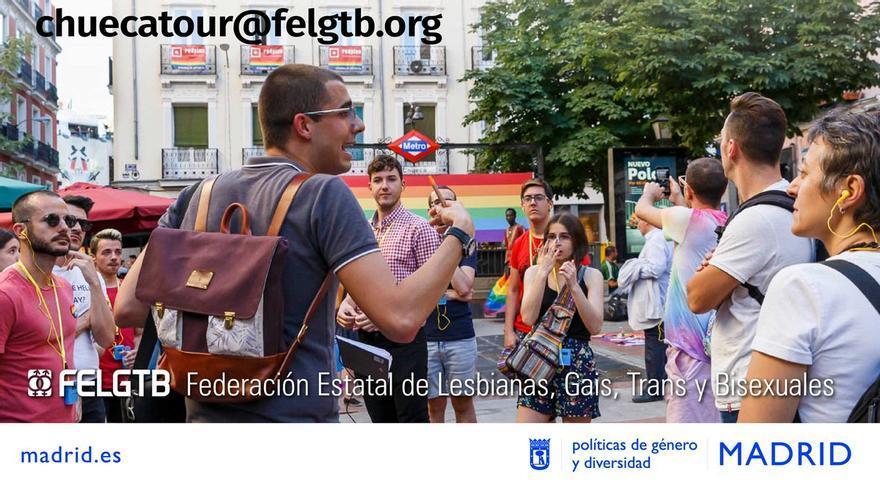 """Chueca Free Tour"" de la FELGTB   FELGTB"