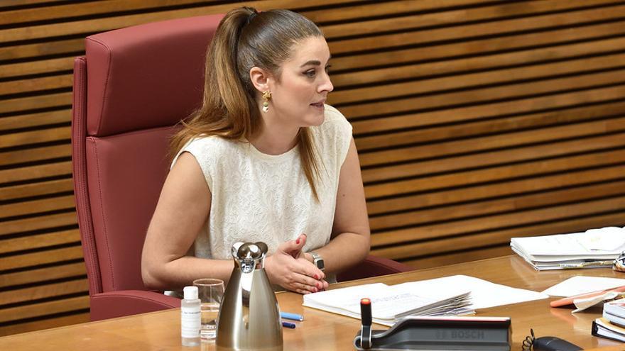 La consellera de Agricultura, Desenvolupament Rural, Emergència Climàtica i Transició Ecològica, Mireia Mollà.