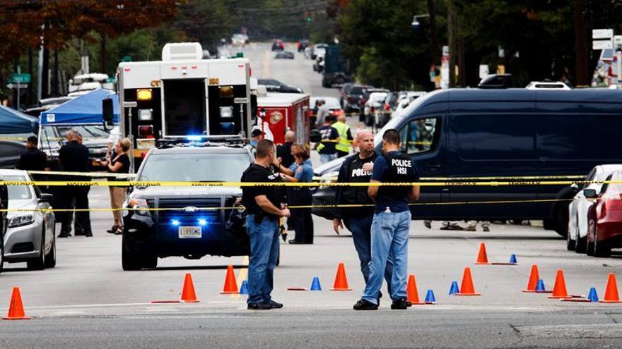 Nueve heridos en un tiroteo en una discoteca en Ohio (EEUU)